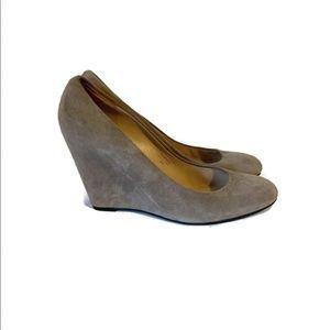 Via Spiga Size 9 Wedge Heels